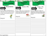 Reading Comprehension Common Core Christmas/Holiday  Elves