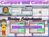 Reading Comprehension Compare and Contrast RL1.9 RI1.9 | First Grade