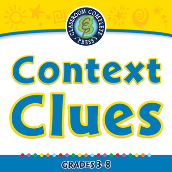 Reading Comprehension: Context Clues - MAC Gr. 3-8