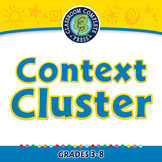 Reading Comprehension: Context Cluster - NOTEBOOK Gr. 5-8