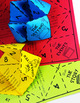 Reading Comprehension Cootie Catchers RL3.2 RL3.3 RL4.2 RL4.3