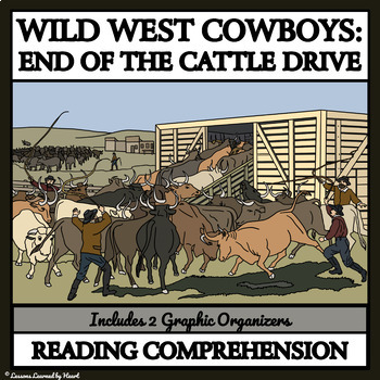 Reading Comprehension - Cowboys: End of the Cattle Drive