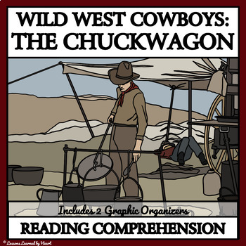 Reading Comprehension: Cowboys in the 1800s - The Chuckwagon