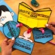 Reading Comprehension Crafts: Making Connections Activity for Reading Response