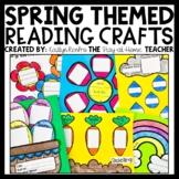 Reading Comprehension Crafts SPRING