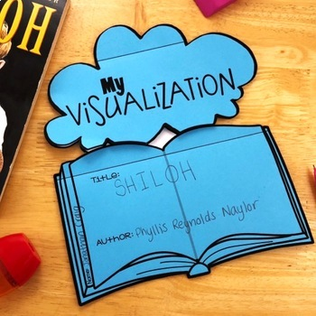 Reading Comprehension Crafts: Visualizing Reading Strategy Activity