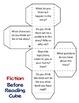 Reading Comprehension Cubes {Fiction & Non-Fiction}