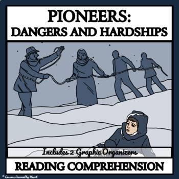 Pioneer Dangers and Hardships - Reading Comprehension