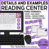 Details and Examples Game | Details and Examples Center