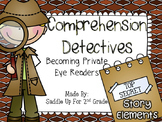 Reading Comprehension Detectives: Story Elements