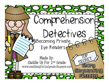 Story Sequencing FREEBIE