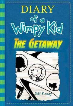Reading Comprehension- Diary Of A Wimpy Kid #12- The Getaway