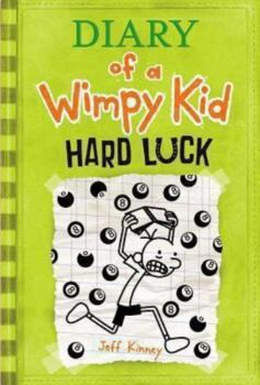 Reading Comprehension- Diary of a Wimpy Kid #8- Hard Luck