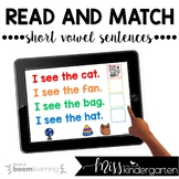 Reading Comprehension Boom Cards™ for Distance Learning
