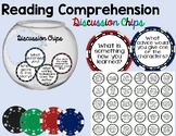 Reading Comprehension Chips: Discussion Starters