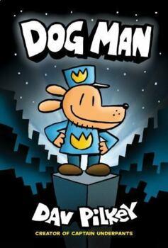 Reading Comprehension- Dog Man #1