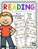 Reading Comprehension - Draw the Lines (NO PREP)