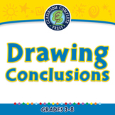 Reading Comprehension: Drawing Conclusions - NOTEBOOK Gr. 3-8