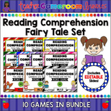 Reading Comprehension - Fairy Tales  Bundle