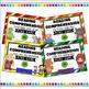 Reading Comprehension - Fairy Tales  Bundle