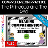 Reading Comprehension - Fairy Tales - The Princess and the Pea Powerpoint Game
