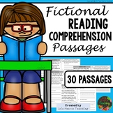 1st Grade Reading Comprehension Passages (1st Grade - Find the Evidence)