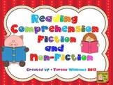 Reading Comprehension Fiction and Non-Fiction