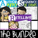 Reading Comprehension-First Grade Bundle
