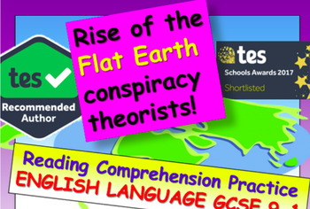 Reading Comprehension: Flat Earthers