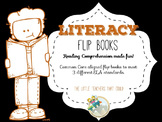 Reading Comprehension Flip Books