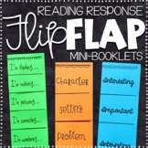 Reading Foldables | 26 No Prep Mini-Booklets