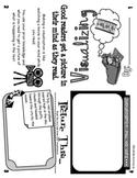Reading Comprehension Flippy Book Bundle