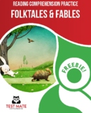 Reading Comprehension Practice: Folktales and Fables FREEBIE