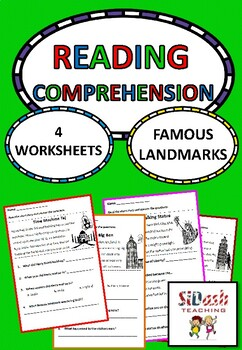 Reading Comprehension For Beginners - Famous Landmarks