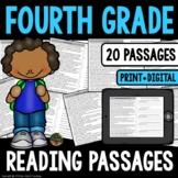 Reading Comprehension: Fourth Grade Reading Comprehension