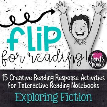Interactive Reading Notebook -  Exploring Fiction