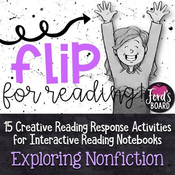 Interactive Reading Notebook - Exploring Nonfiction