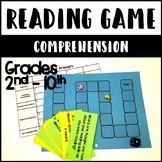 Reading Comprehension Game