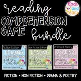 Reading Comprehension Game Bundle