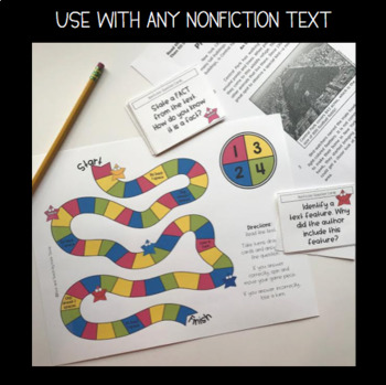 Reading Comprehension Game Bundle