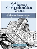 Reading Comprehension Game for any Story! 2nd-4th grade