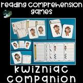 Reading Comprehension Games - Kwizniac Kidz Companion