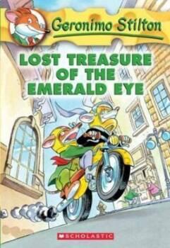 Reading Comprehension- Geronimo Stilton #1- Lost Treasure Of The Emerald Eye