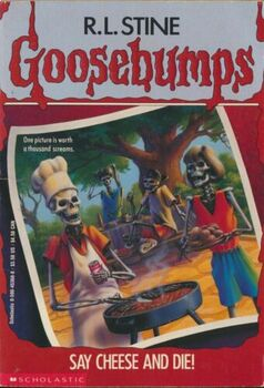 Reading Comprehension- Goosebumps #4- Say Cheese And Die!