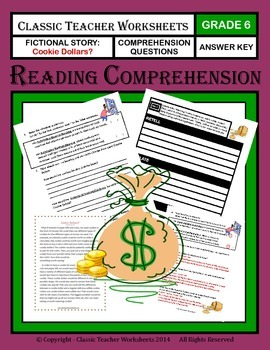 Reading Comprehension - Grade 6 (6th Grade) - Fictional St