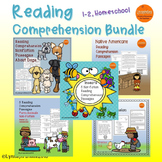 Reading Comprehension Passages and Questions  Grades 1-2,