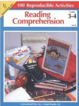 Reading Comprehension Grades 3-4