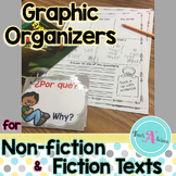 Reading Comprehension Graphic Organizer & Note Taking