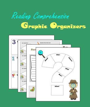 Reading Comprehension:  Graphic Organizers