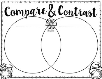 Reading Comprehension Graphic Organizers {Fall Themed}